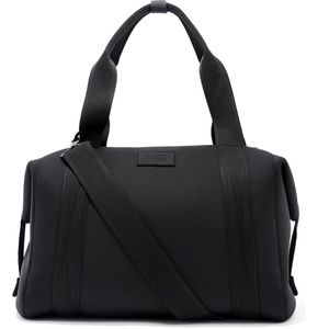 DAGNE DOVER Landon Carryall Large Black (Onyx)